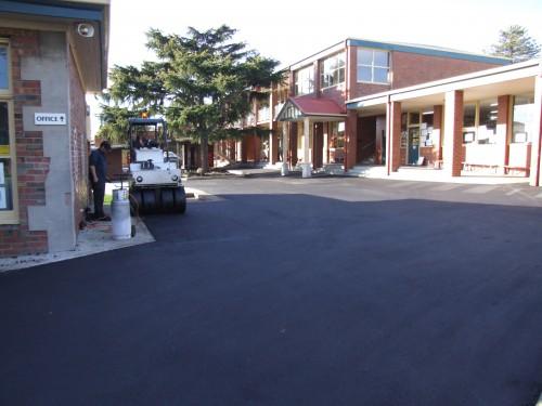 Geelong School Yard