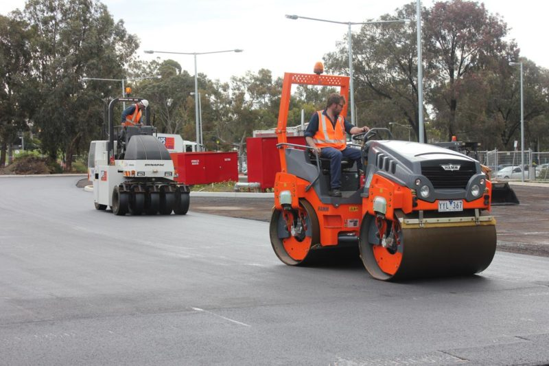Geelong Airport Runway resurfacing