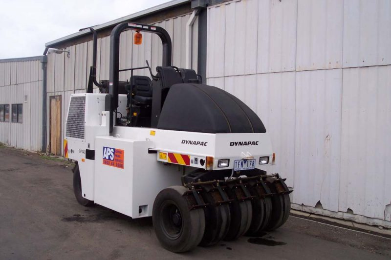 Dynapac Multi Tyred Roller