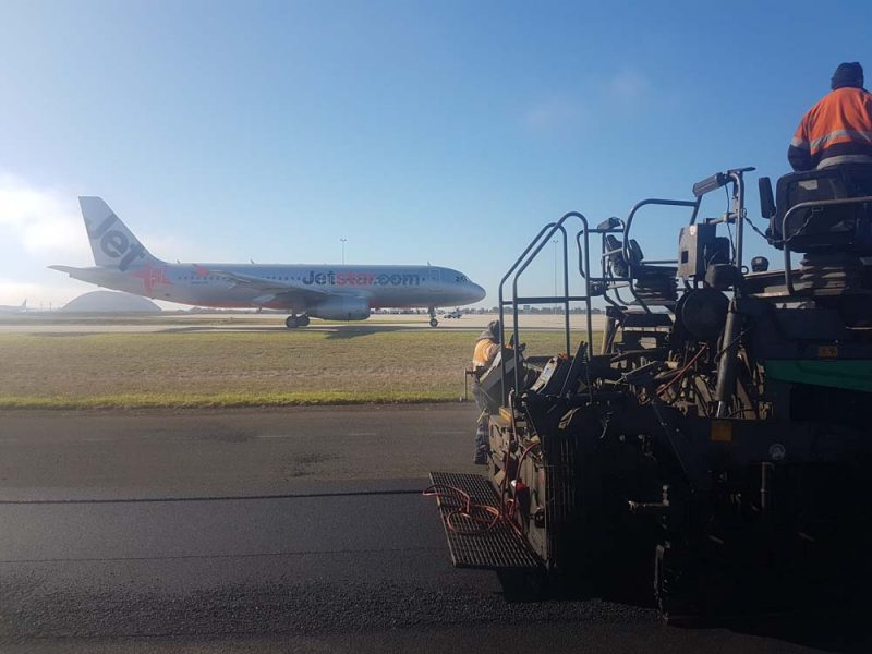 Avalon Airport Jetstar Aeroplane