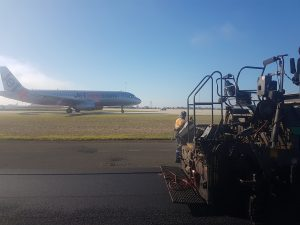 Avalon Airport Runway Asphalt Project
