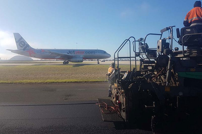 Avalon Airport Commercial Asphalting