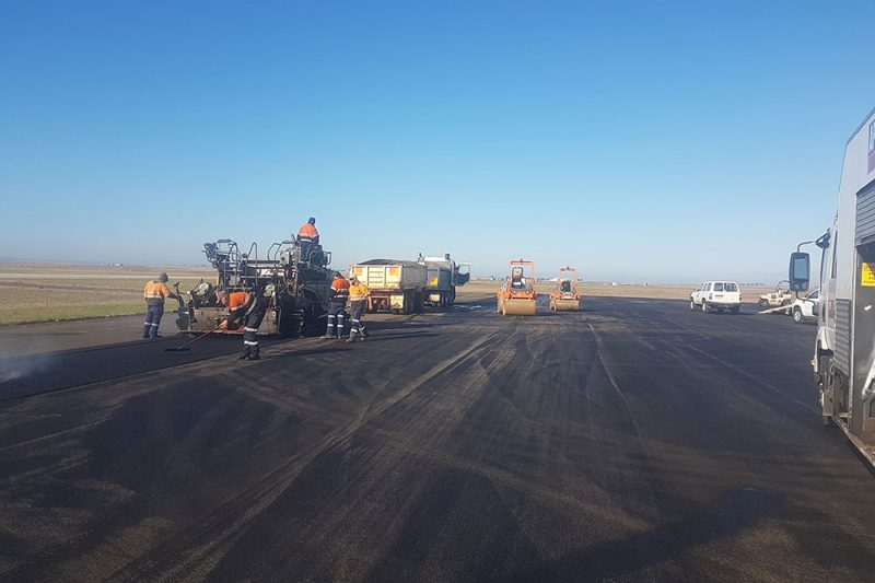 Geelong Airport Resurfacing