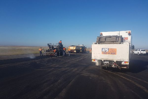 Avalon Airport Resurfacing