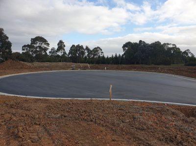 Paving New Development Ballarat