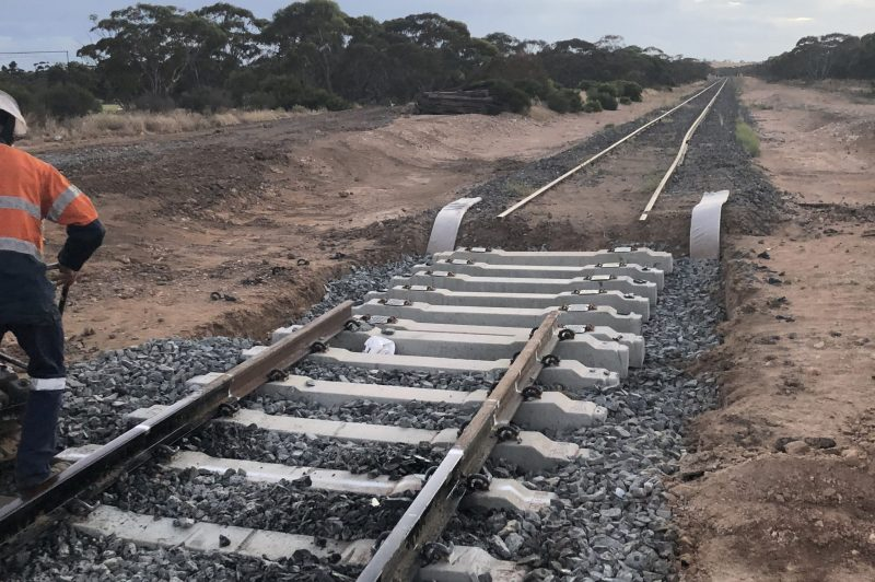 Ouyen Rail Project